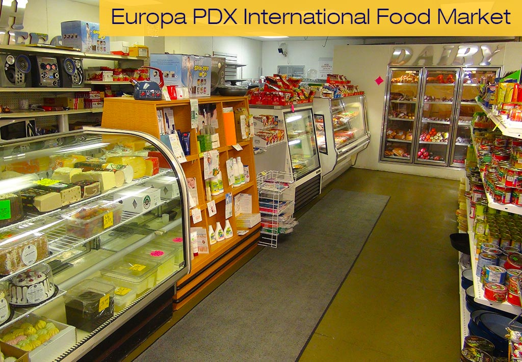 Europa PDX Food Market