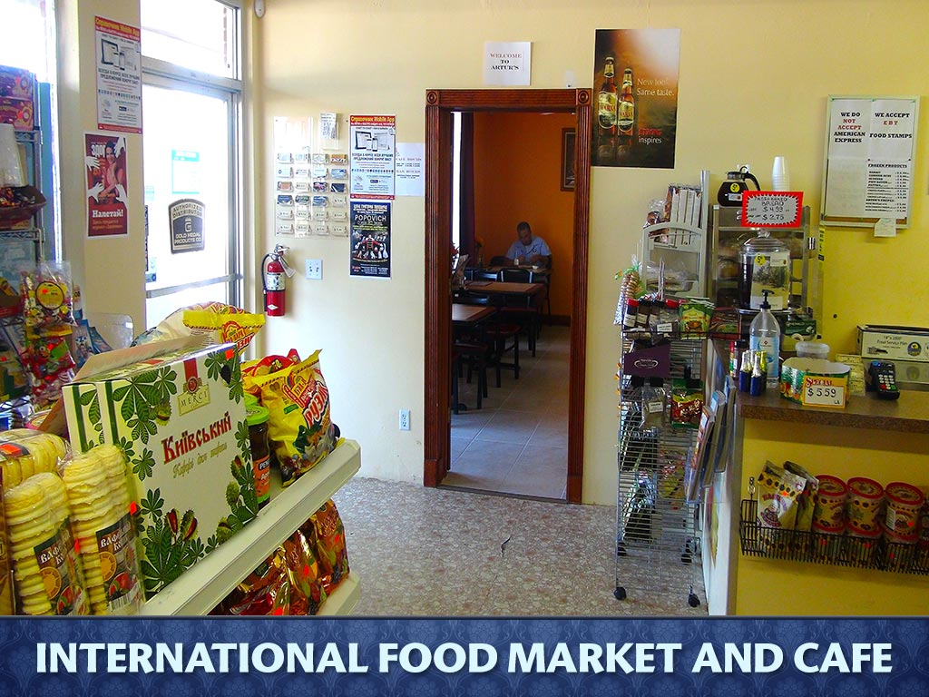 Arturs European Food and Deli