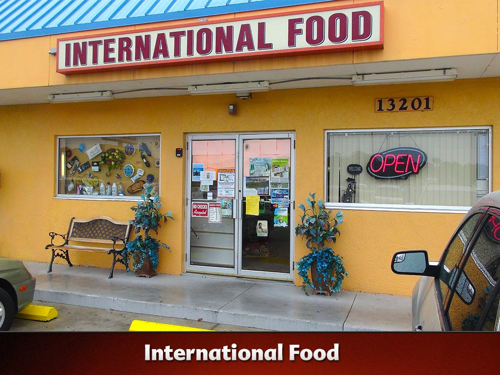 International Food