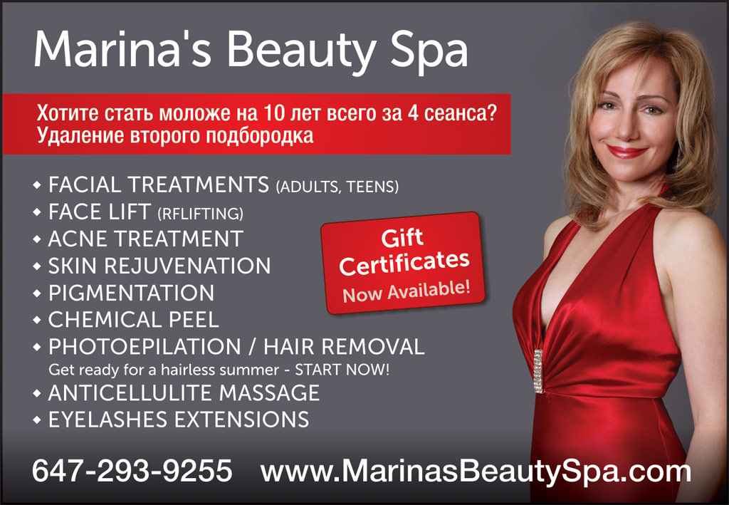 Marinas Beauty Spa
