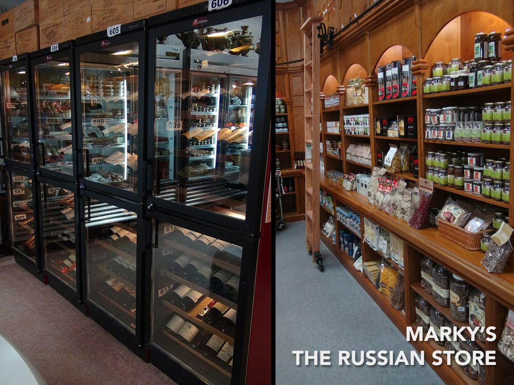 The Russian Store - Markys