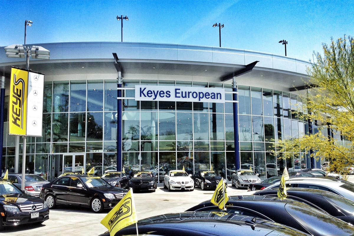 Keyes European Mercedes-Benz