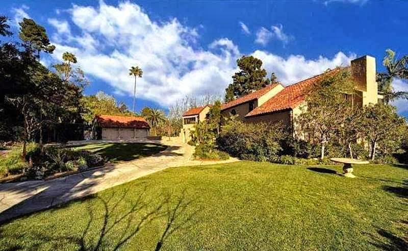 Katy Perry Hollywood Home