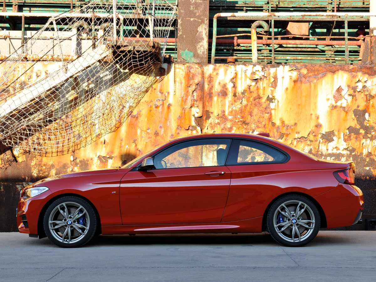New BMW 2 Series Coupe