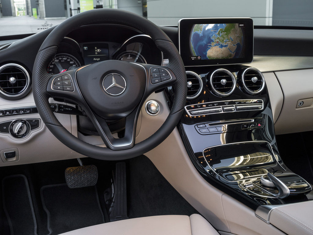 All-New Mercedes-Benz C-Class