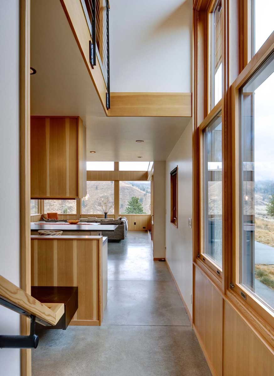 Nahahum Canyon House