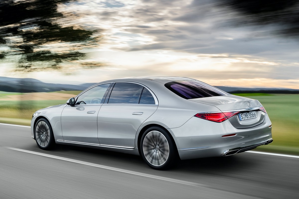 All-New Mercedes-Benz S-Class