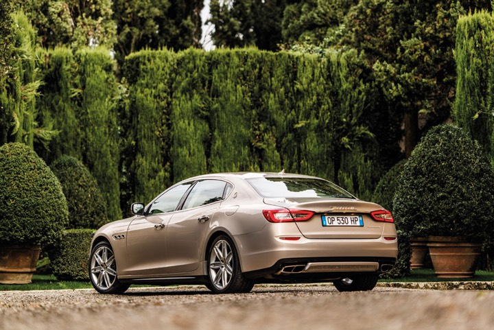 All-New Maserati Quattroporte