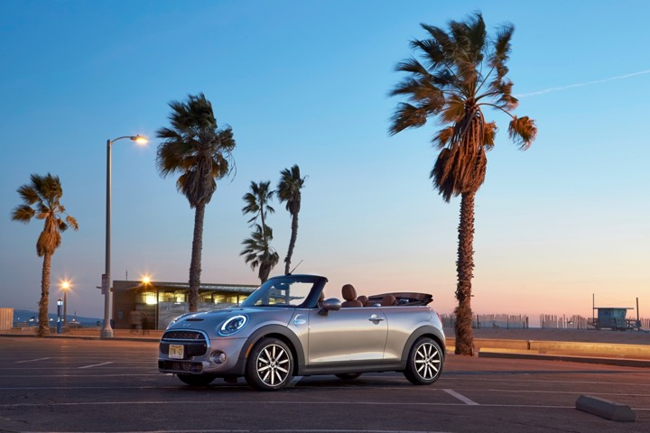 All-New MINI Cabrio