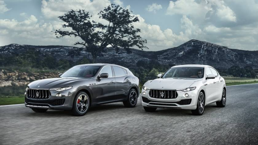 Levante: Maserati Of SUVs