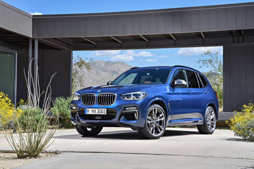 Sports Activity Vehicle BMW X3