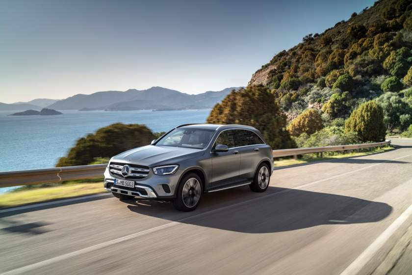 The new Mercedes-Benz GLC