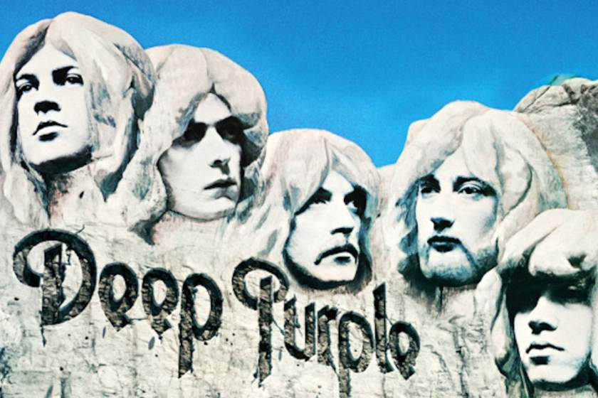 Deep Purple In Rock - 50 лет