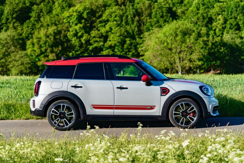 Новый MINI John Cooper Works Countryman